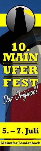 Banner Mainuferfest
